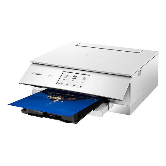 Imprimante multifonction Canon PIXMA TS8351 Blanc - Autre vue