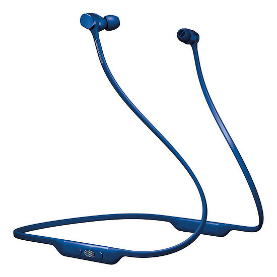 Casque Audio B&W PI3 Bleu - Écouteurs sans-fil