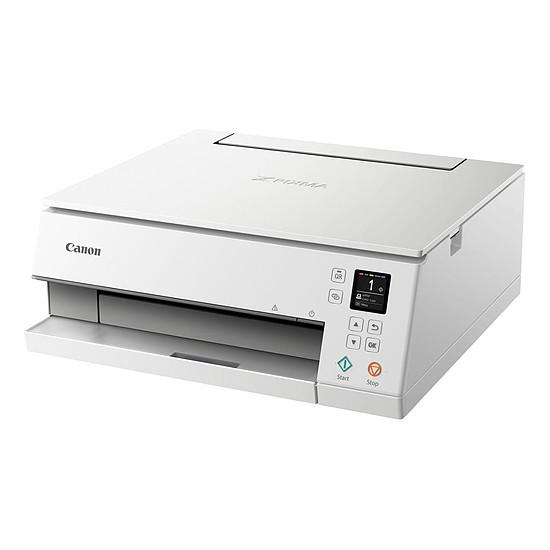 Imprimante multifonction Canon PIXMA TS6351 Blanc - Autre vue