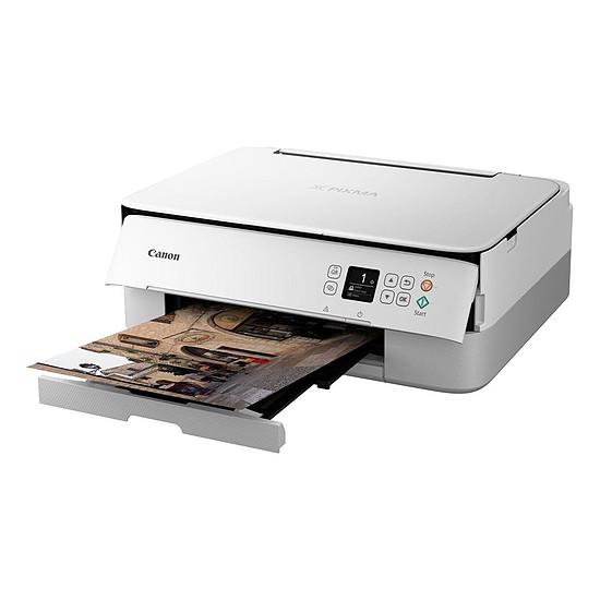Imprimante multifonction Canon PIXMA TS5351 Blanc - Autre vue