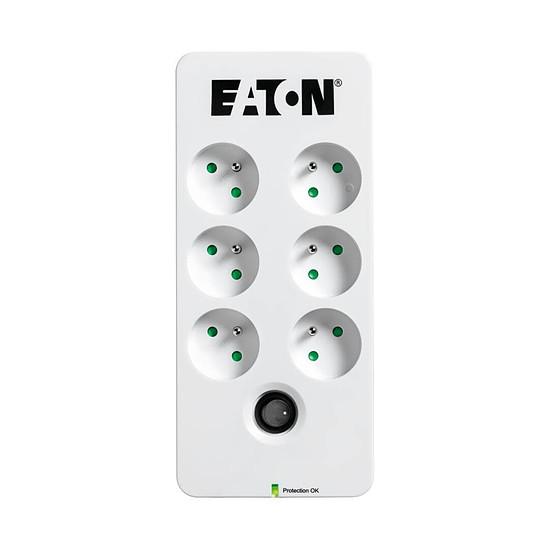 Prise parafoudre Eaton Protection Box 6 USB FR - 6 prises - Autre vue