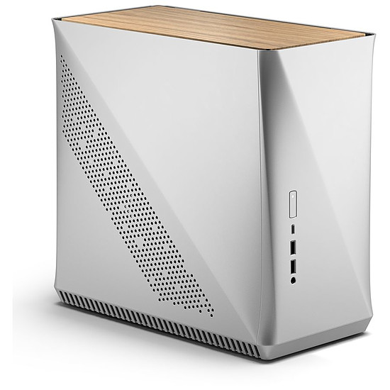 Boîtier PC Fractal Design ERA ITX - Argent
