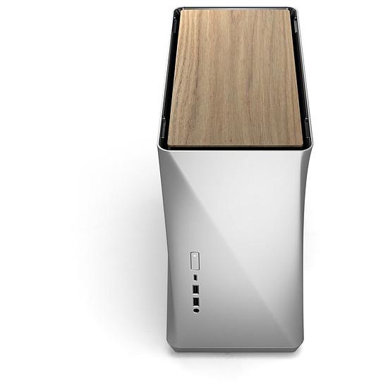 Boîtier PC Fractal Design ERA ITX - Argent - Autre vue