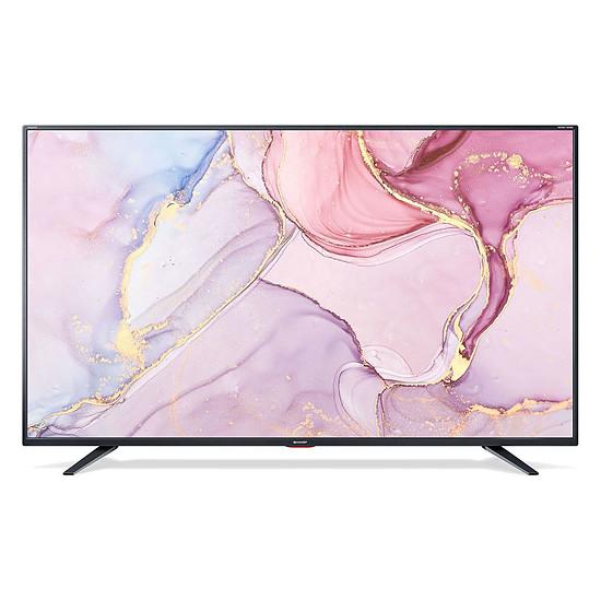 TV Sharp 65BJ5E - TV 4K UHD HDR - 164 cm - Autre vue