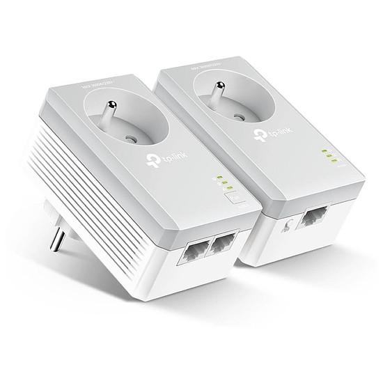 CPL TP-Link TL-PA4025P KIT v3 - Pack 2 CPL600