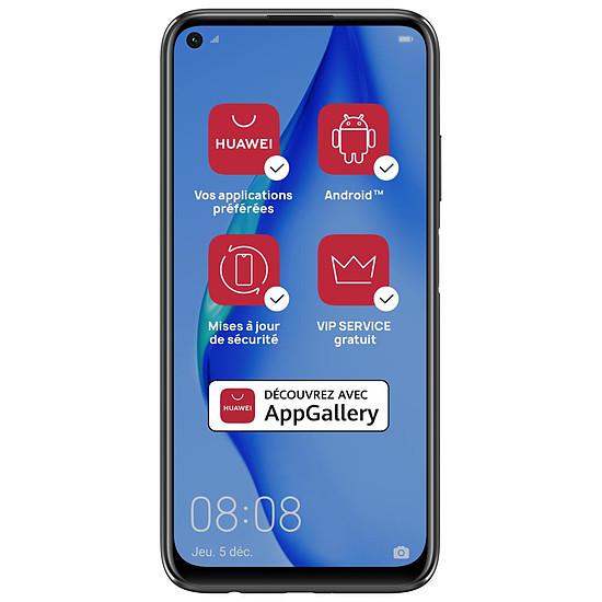 Smartphone et téléphone mobile Huawei P40 Lite Midnight Black