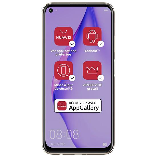 Smartphone et téléphone mobile Huawei P40 Lite Sakura Pink