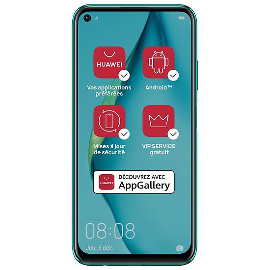 Smartphone et téléphone mobile Huawei P40 Lite Crush Green