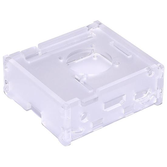 Raspberry Pi Boitier pour Raspberry Pi 3 A+ avec support Ventilateur