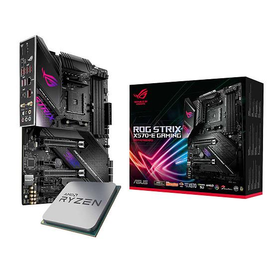 Kit upgrade PC Ryzen 9 3900 + Asus STRIX X570-E