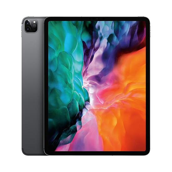 Tablette Apple iPad Pro 12,9 pouces 2020 Wi-Fi + Cellular - 128 Go - Gris sidéral