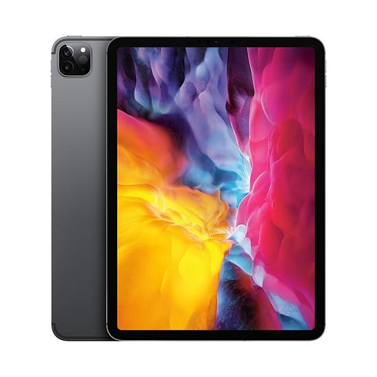 Tablette Apple iPad Pro 11 pouces 2020 Wi-Fi + Cellular - 256 Go - Gris sidéral