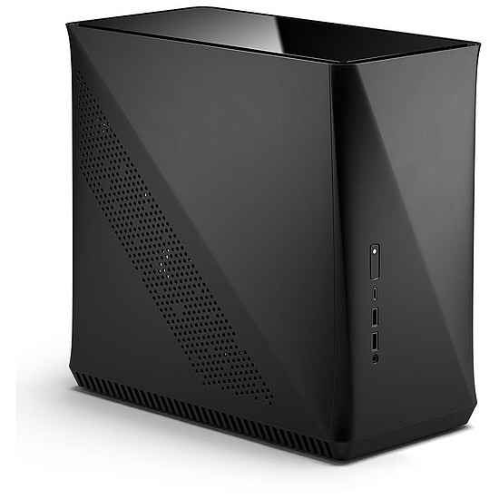 Boîtier PC Fractal Design ERA ITX - Noir + Seasonic Focus Plus SGX-450 - Gold - Autre vue