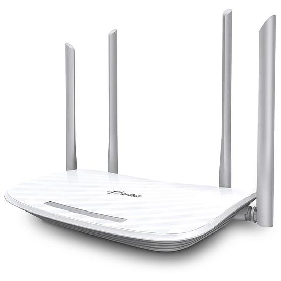 Routeur et modem TP-Link ARCHER C50 - Routeur AC1200 double bande