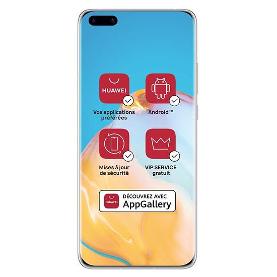 Smartphone et téléphone mobile Huawei P40 Pro 5G Blush Gold
