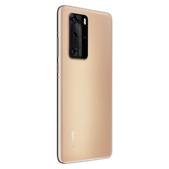 Smartphone et téléphone mobile Huawei P40 Pro 5G Blush Gold - Autre vue
