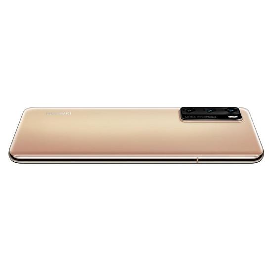 Smartphone et téléphone mobile Huawei P40 5G Blush Gold - Autre vue