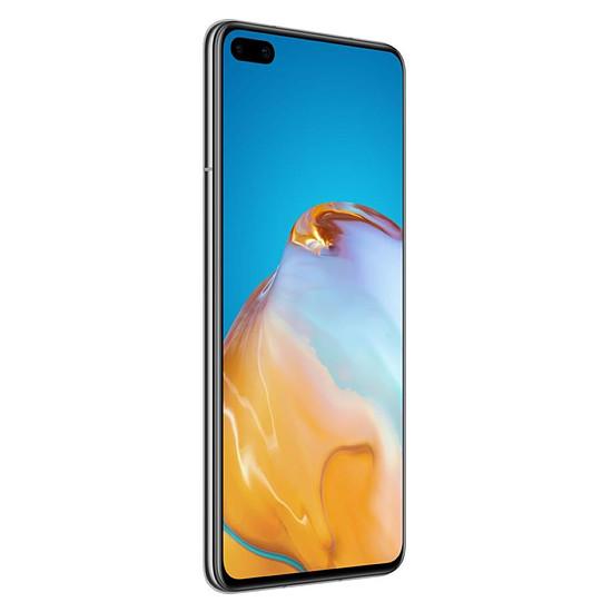 Smartphone et téléphone mobile Huawei P40 5G Silver Frost - Autre vue