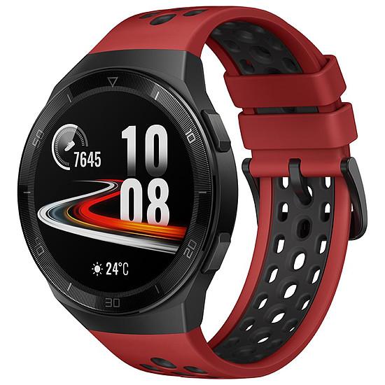 Montre connectée Huawei Watch GT 2e Rouge - GPS - 46 mm
