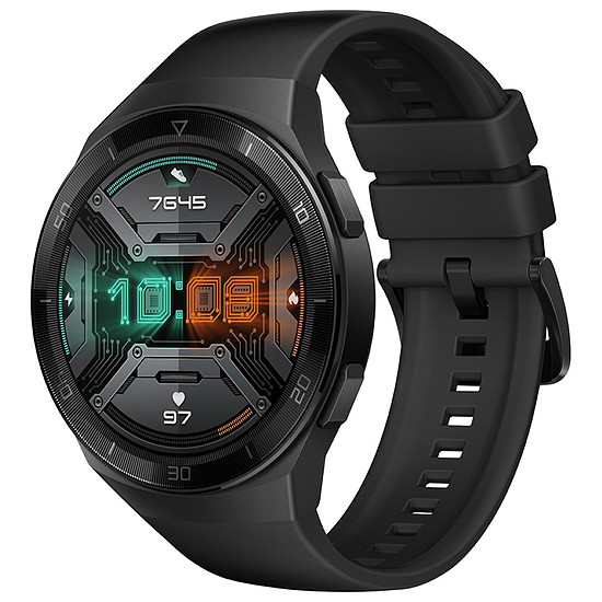 Montre connectée Huawei Watch GT 2e Noir - GPS - 46 mm