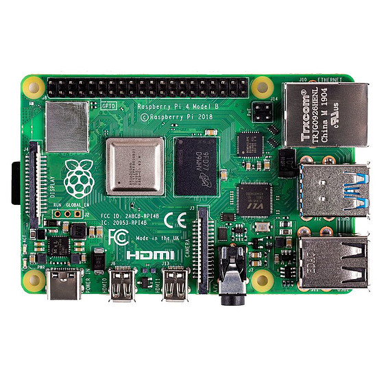 Raspberry Pi Raspberry Pi 4 Model B 1 Go