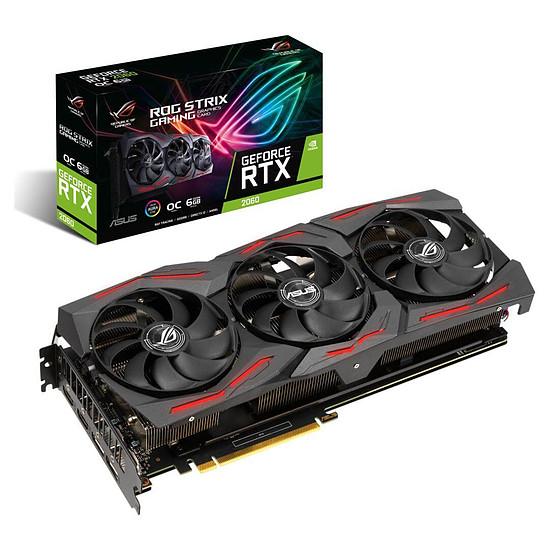 Carte graphique Asus GeForce RTX 2060 ROG STRIX OC EVO