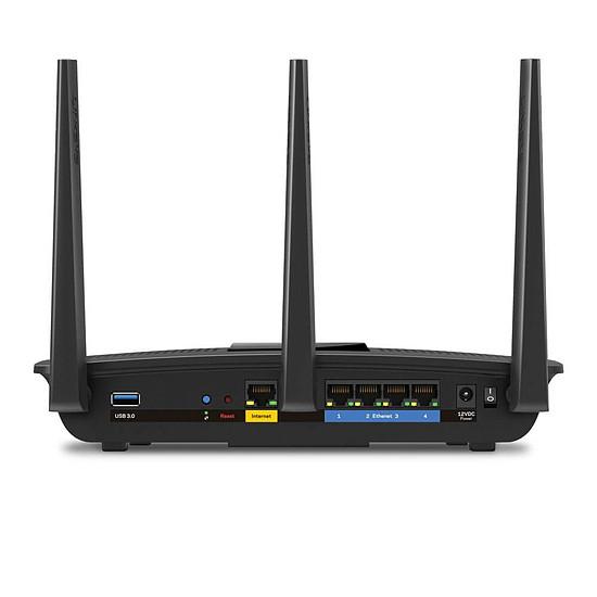 Routeur et modem Linksys EA7300 - Routeur MAX-STREAM WiFi AC1750 MU-MIMO - Autre vue