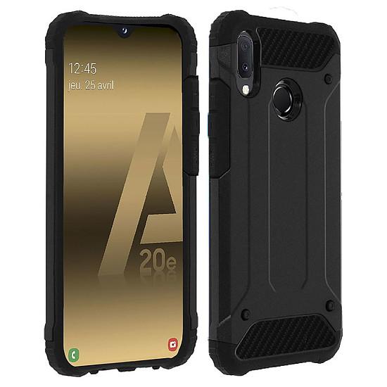 Coque et housse Akashi Coque angles renforcés (noir) - Samsung Galaxy A20E