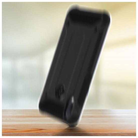 Coque et housse Akashi Coque angles renforcés (noir) - Samsung Galaxy A20E - Autre vue