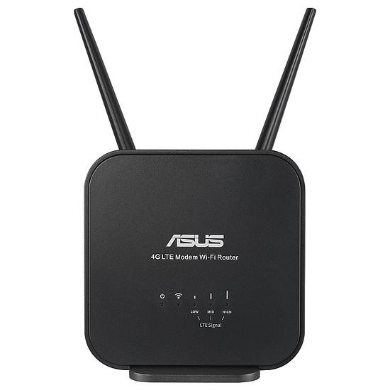 Routeur et modem Asus 4G-N12 B1 - Routeur 4G LTE WiFi N300