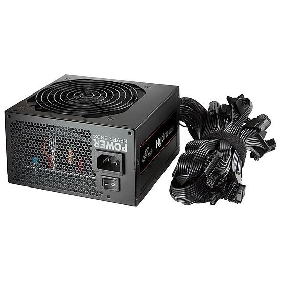 Alimentation PC FSP Hydro Pro 500W - Bronze - Autre vue