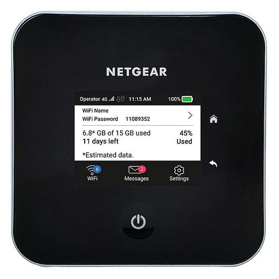 Routeur et modem Netgear MR2100 - Routeur Mobile HotSpot 4G LTE - Autre vue