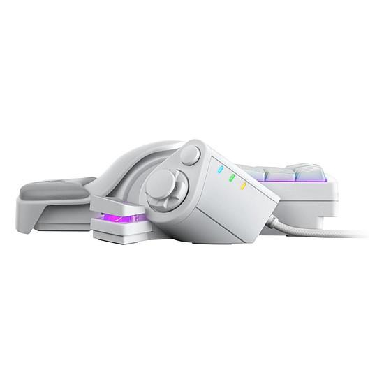 Clavier PC Razer Tartarus Pro - Blanc - Autre vue