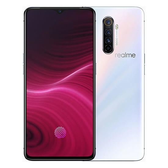 Smartphone et téléphone mobile Realme X2 Pro Blanc - 128 Go - 8 Go