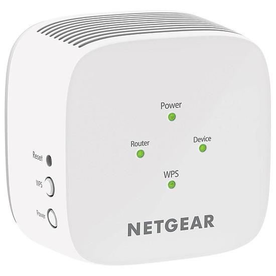 Répéteur Wi-Fi Netgear Répéteur WiFi AC1200 - EX6110 (sans prise)