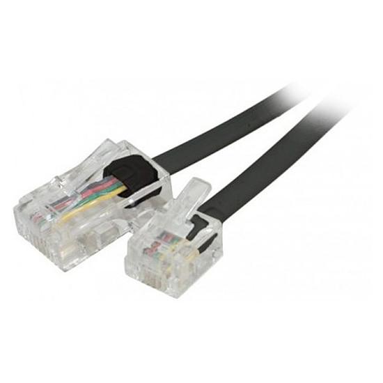 Câble RJ11 Câble RJ11  / RJ45 - 2 m