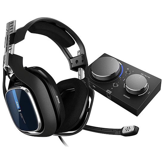 Casque micro Astro A40 TR + MixAmp Pro TR - PS4