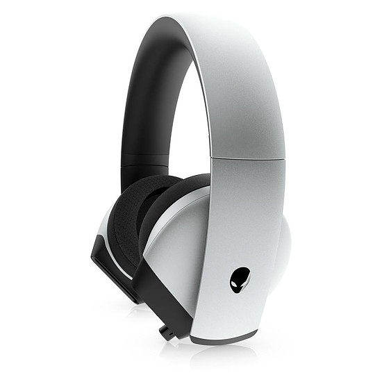 Casque micro Alienware 510H Lunar Light