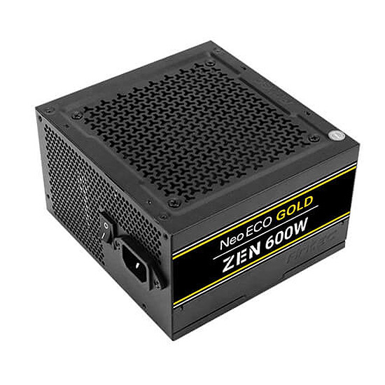Alimentation PC Antec NE600G ZEN EC - Gold