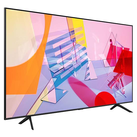 TV Samsung QE43Q60 T - TV QLED 4K UHD HDR - 108 cm - Autre vue