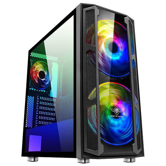 Boîtier PC Spirit of Gamer Ghost 5 ARGB