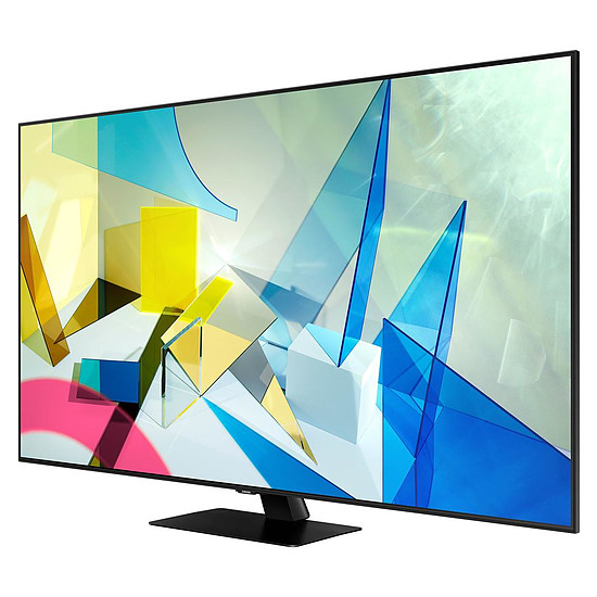 TV Samsung QE55Q80 T - TV QLED 4K UHD HDR - 138 cm