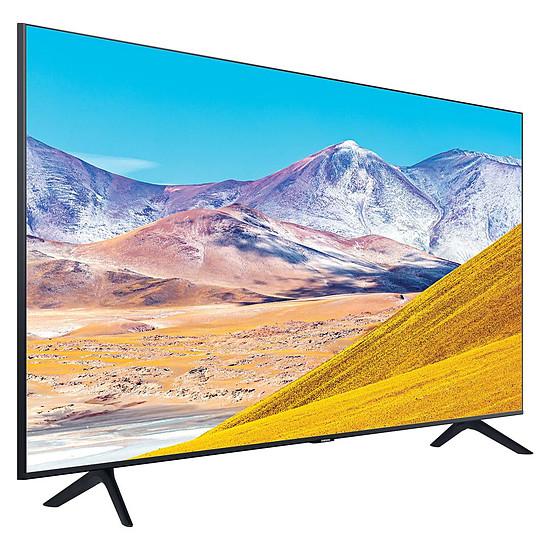 TV SAMSUNG UE75TU8075  - TV 4K UHD HDR - 189 cm - Autre vue