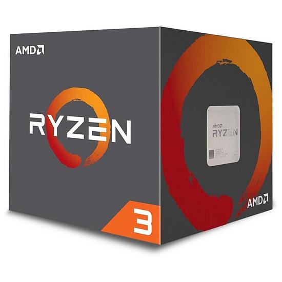 Processeur AMD Ryzen 3 1200 AF (3,1 GHz)