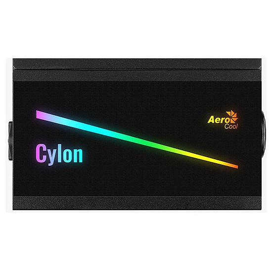Alimentation PC Aerocool Cylon 600W - Autre vue