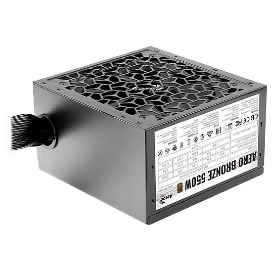 Alimentation PC Aerocool Aero Bronze 550W