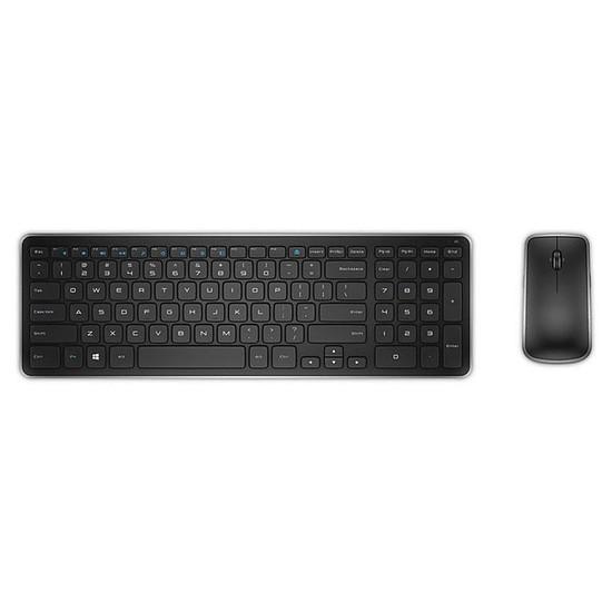 Pack clavier-souris bureautique Dell KM714