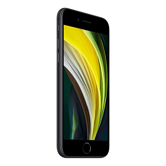 Smartphone et téléphone mobile Apple iPhone SE (noir) - 128 Go - Autre vue