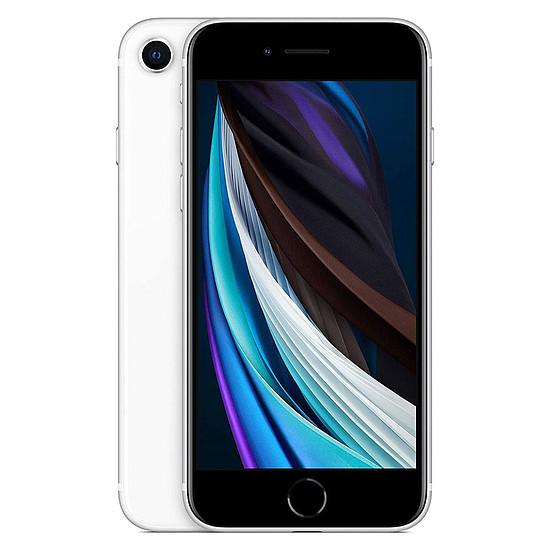 Smartphone et téléphone mobile Apple iPhone SE (blanc) - 128 Go