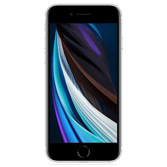 Smartphone et téléphone mobile Apple iPhone SE (blanc) - 128 Go - Autre vue